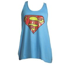 2a96f605863821 VNTG 90 s SUPERMAN Tank Top size Small by thatVideoVAMPvintage ...