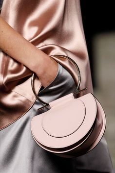See detail photos for Salvatore Ferragamo Spring 2018 Ready-to-Wear collection. ** For more information, visit image link. Salvatore Ferragamo, My Bags, Purses And Bags, Cristian Dior, Sacs Design, New Handbags, Ladies Handbags, Beautiful Bags, Mini Bag