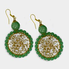Pretty earrings for this party season. http://www.tadpolestore.com/confusion-fashion-accessories #india #indian #designer #jewelry #earrings #Confusion Fashion Accessories #party #accessories