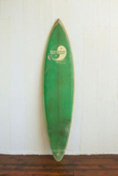 Vintage Town  Country Surfboard