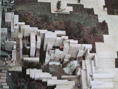 Freeway Park (1970-1974), Lawrence Halprin, Seattle, Washington