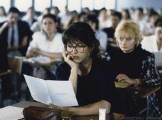 Sophie Marceau in 'L'ètudiante' , 1988