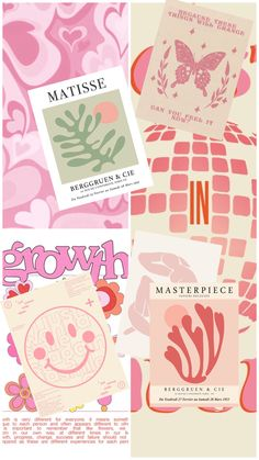 Aesthetic pink wallpaper