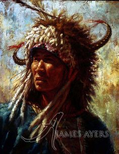 His Realm (Crow), James Ayers original painting   His Realm …   Flickr