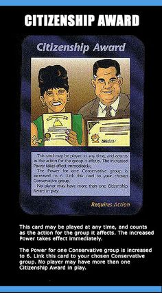 1995 illuminati card game - Citizenship