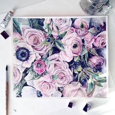 ⓢⓐⓢⓗⓐ ⓓⓔⓘⓝⓐ (@deinasasha) в Instagram: #art #watercolor #painting #paint #pink #watercolour #draw #drawing #flower #flowers #цветы #watercolor #watercolour #aquarelle #waterblog #worldofartists #drawing #painting #art #artist #artshelp #artgallery #artweinspire #topcreator #inspiringwatercolors #inspiration #flowers #botanical #botanicalart #illustration #акварель #вдохновение #иллюстрация #pink