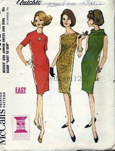 1964 Sheath Dress