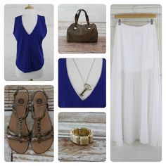 This super cute Casual Cool outfit can be found in store or online at www.bellab.com