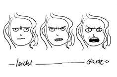 Wie Du Emotionen darstellst: Wut zeichnen