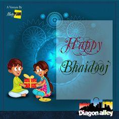 #TDA #India #thediagonalley #team #wishes #happybhaidooj