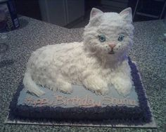 Kitty Cat on Cake Central