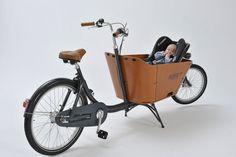 Babboe City Mountain – Elektrisk | Boxbike Privat
