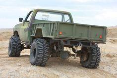 Tierra Del Sol Desert Safari 2014 How We Roll  2  Cappa M1008 CUCV