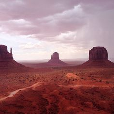 Monument Valley and The Arches: UTAH