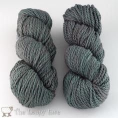 """Taiga from The Fibre Company #bulkyweight #alpacayarn  #thefibrecompany #knittingyarn used for """"Ruth's Cowl"""" #TTL"""