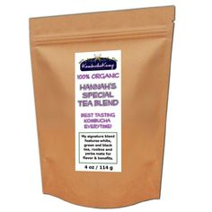 Hannah's Special Premium 5 TEA BLEND - Quarter Pound (60 Servings) ** See this great product.