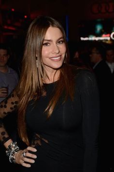 31a62a4cba6 Actress Sofia Vergara wears David Yurman s Waverly bracelet. Sofia Vergara