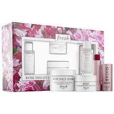 Rose Discovery Kit: Hydration Essentials - Fresh | Sephora