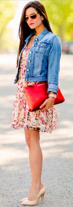 Metallic handbag Crimenes de la Moda
