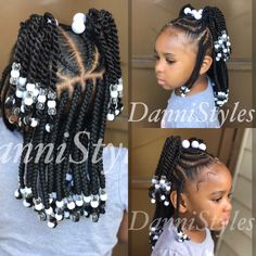 You are in the right place about children hair styles easy Here we offer you the most beautiful pictures about … Toddler Braided Hairstyles, Toddler Braids, Lil Girl Hairstyles, Black Kids Hairstyles, Natural Hairstyles For Kids, Braids For Kids, My Hairstyle, Girls Braids, Natural Hair Styles
