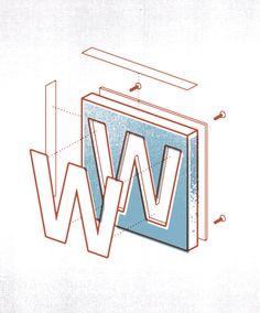 the Design Office of Matt Stevens - Direction + Design + Illustration — Exploded Type