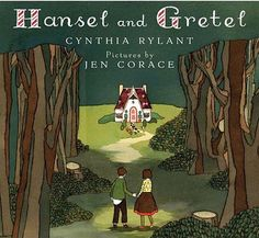 Germany: Hansel-and-gretel retold story