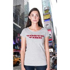 Just in: Women's Vogue Vibe Graphic T-Shirt You will love it! [www.thefuturedream.eu]    #FutureDream