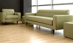 Mid Century Modern Sofas Sectionals And Chairs Made In The | Sofakoe.com