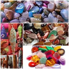 The show 50 kinds of magical stones, believe, all of which can
