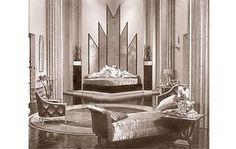 1920's Art Deco interior