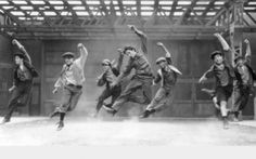 watch Newsies.   teach children all the words  to all the songs.