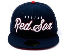 NEW ERA x MLB 「Boston Red Sox」59Fifty Fitted Baseball Cap