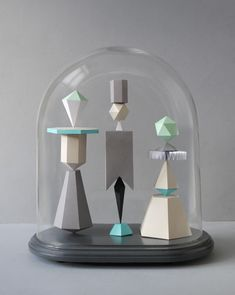 UK: Bell Jar Inspiration