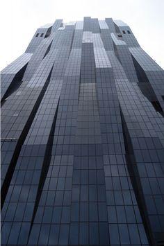 Vienna DC Towers - dominiqueperrault's portfolio on archcase