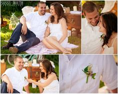 Country Engagement Shoot Country Wedding Décor by Country Girl Collections
