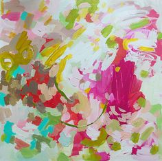 Abstract art by Michelle Armas