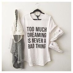 Yay or Nay? White Converse Style, The Dreamers, Instagram, Graphic Sweatshirt, T Shirts For Women, Photo And Video, Sweatshirts, Casual, Sweaters