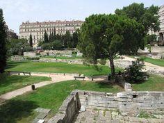 Le jardin des vestiges Marseille Les grecs de l'Antiquité étaient un peu de colonisateurs. Ainsi, les Phocéens ont-ils fondé Marseille, Massalia, vers -600.
