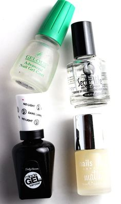 These shiny nail polish top coats will keep your polished look for weeks (via @MakeupByLauraG) #POPSUGARSelect