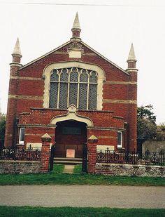 Orford Methodist Church Orford, England