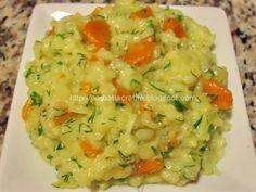 Pilaf de orez cu legume