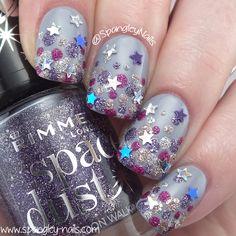 Spangley Nails | UK Nail Art Blog: Lady Queen Beauty Nail Art Store Review