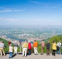 Heidelberg mit Kindern: Die schönsten Aussichtspunkte Dolores Park, Travel, Heidelberg, Road Trip Destinations, Environment, Travel Advice, Viajes, Destinations, Traveling