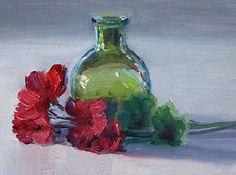 Kathleen Dunphy - Work Detail: Emeralds and Rubies