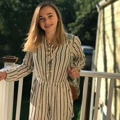 + what's your favorite holiday? Katie Donnelly, Bratayley, First Day Of School, Favorite Holiday, Shirt Dress, Pure Products, Shirts, Annie, Dresses