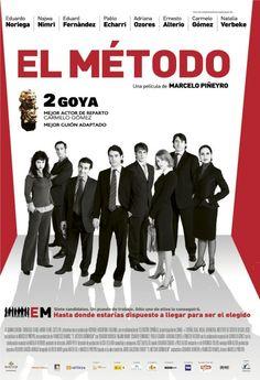 El Método (2005), Marcelo Piñeyro.