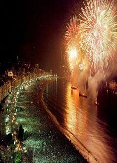 Reveillon em Copacabana