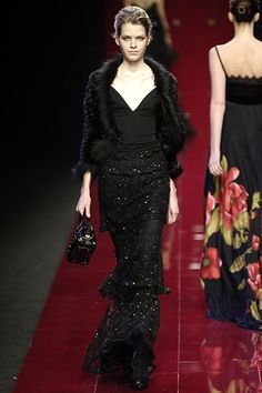 Elie Saab Fall 2006 Ready-to-Wear Collection Slideshow on Style.com