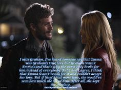 Oh my god !!! That is just so true and sad :( poor graham and emma #ouat