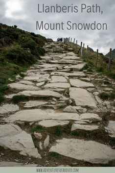 Climbing Mount Snowdon via the Llanberis Path - Adventures of a Rover Travel Around The World, Around The Worlds, Visit Wales, Snowdonia, Cymru, Adventure Activities, North Wales, Welsh, Cool Places To Visit